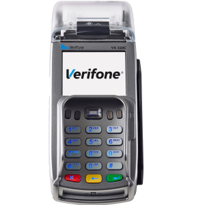 دستگاه کارتخوان پوز ثابت وریفون vx520
