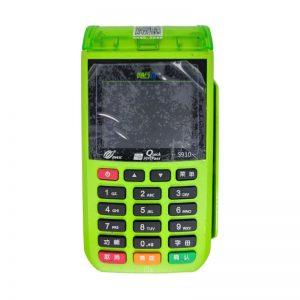 دستگاه کارتخوان سیار PAX S910 سبز