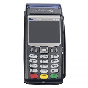 دستگاه کارتخوان سیار Verifone VX675